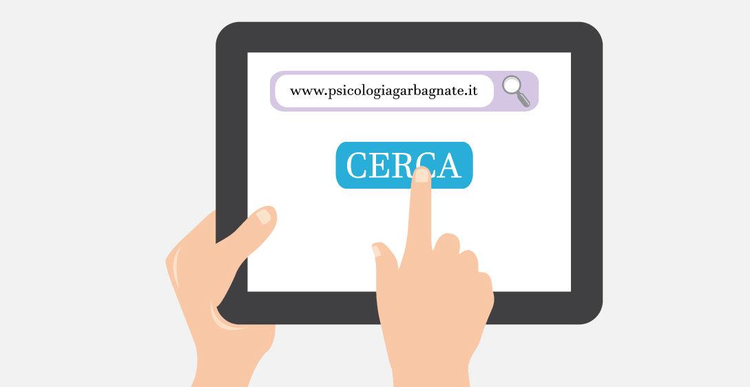Studio di psicologia: sito online